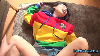Petite Jav Teen Okita Devoured By Massive Fat Guy How She Lets This Guy Fuck Her I Do Not Know