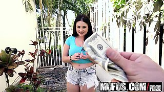 Mofos - Public Pick Ups - Busty Innocent Fuck