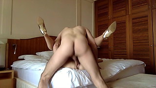 Beautiful Italian Wife Gets Fucked at the Hotel. Preview