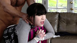 Extreme dildo insertion hd and slave An Overdue Anal Payment