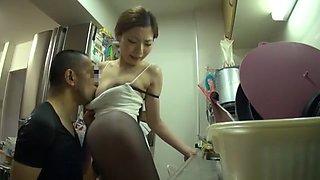 Amazing Japanese whore Izumi Yoshikura in Best Squirting, Facial JAV video