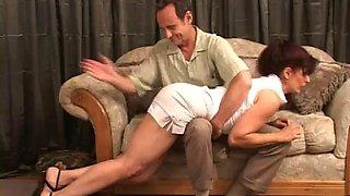 Susan mills spanked