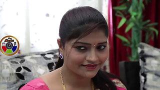 Shasi aunty romance show hot boobs by venkatmaths