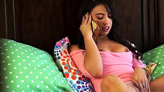 Teen girl and first time Seducing My Stepfather