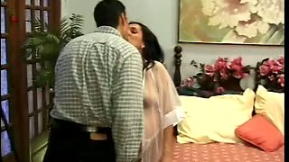 This pregnant lady is lucky to have such a nice cunt licker at her disposal