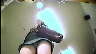 Super Clear Upskirt Panties