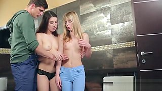 Babes - Step Mom Lessons - Kristof Cale and Tiffany Doll and