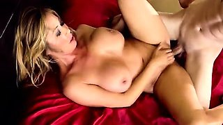 Curvy Cougar Kianna Dior Gets Her Pussy Punished