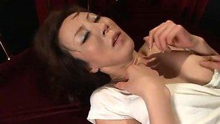 Amazing Japanese girl Honami Takasaka in Horny Fetish, Rimming JAV clip