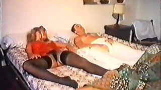 Hottest retro xxx clip from the Golden Time