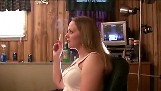 Smoking Fetish - Sarah 8