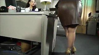 Pantyhose Bondage MILF