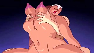 Big tits anime mother hardcore sex
