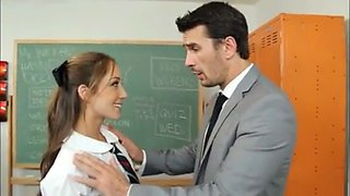 horny student fucked by her teacher film video 1