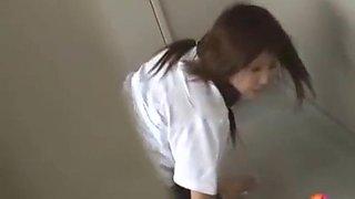 A school girl boobs sucked forced